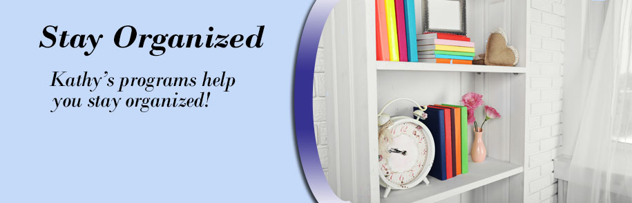 Stay Organized - Home Organizing and Move Management Services