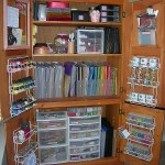 Organizing Armoires