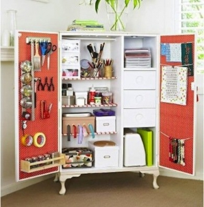 Armoire Craft Station