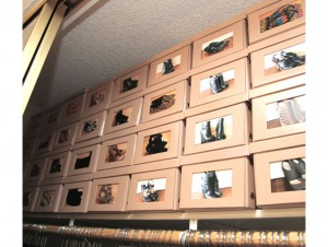Shoe Boxes with pictures
