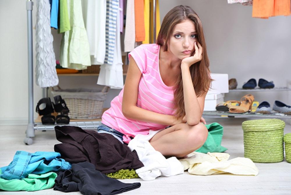 Bedroom Closet Organizing