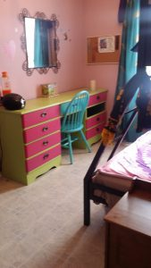 Organized girl's Room
