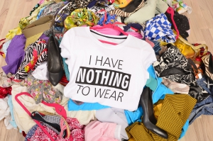 Organize your closet and clothes