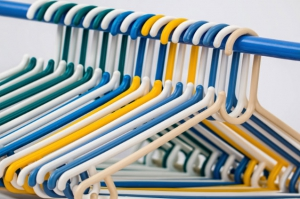 Turn your hangers around