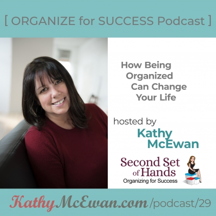 Being Organize Can Change Your Life
